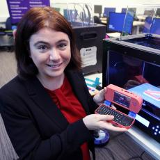 MEP looks to the future with 3D printers