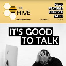 The Hive Student Magazine - Latest Issue
