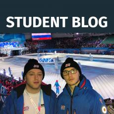 Student Blog - Representing UCP and GB at the World University Winter Games