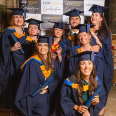 A bright future for UCP graduates